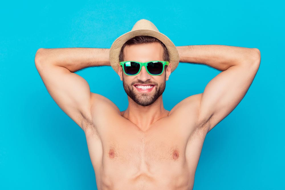 Manscaping: When Your Body Hair Has To Go